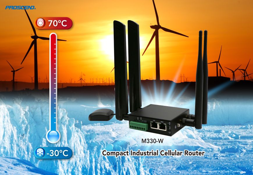 Reliable 4G LTE Wireless Router M330-W